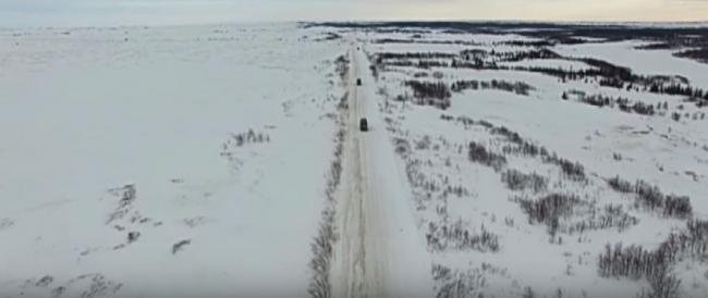 Автопробег на Ледовитый океан. Военная приемка
