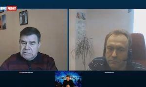 Видеоконференция: Волга и Кваснюк