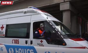 В Брюсселе 22 марта произошла серия взрывов в аэропорту и в метро