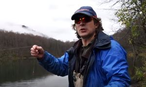 Черногория: Ловля гольца