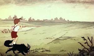 Советский мультфильм. Сказка старого дуба.