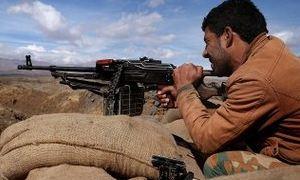 Сирийские военные взяли Пальмиру