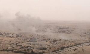 Командование сирийской армии официально сообщило об освобождении Пальмиры.