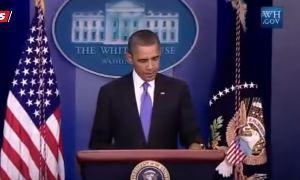 Обама призвал Москву к сокращению ядерного арсенала
