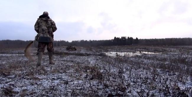 Охота на Охоту: Весенняя охота (Белая весна)