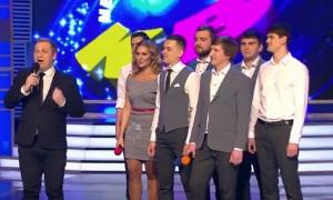 КВН 2016: Высшая лига Четвертая 1/8 (03.04.2016)