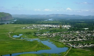 Виктор Османкин: Подводная охота в Хакасии на реке Минуса