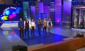КВН 2016: Высшая лига Первая 1/4 (10.04.2016)