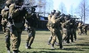 Право голоса: Тайная армия Путина