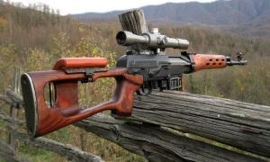 Гражданское оружие: Охотничьи карабины