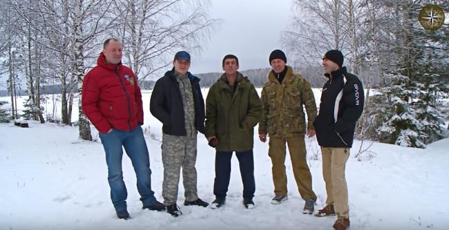 Подводная охота на Десногорском водохранилище