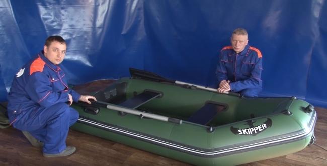 Рыбацкие хитрости: Как правильно сложить лодку