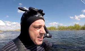 Подводная охота 2016: Открытие сезона (Марк Байрамкулов)