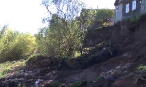 Александр Сорокин: Оползень в поселке Докша (Удмуртия)