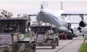 �������-������� ������ ��� | Tactical and firing exercises of the airborne forces