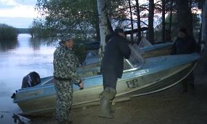 Ловля браконьеров в Пензенской области