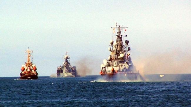 День Черноморского флота ВМФ России — ежегодный праздник