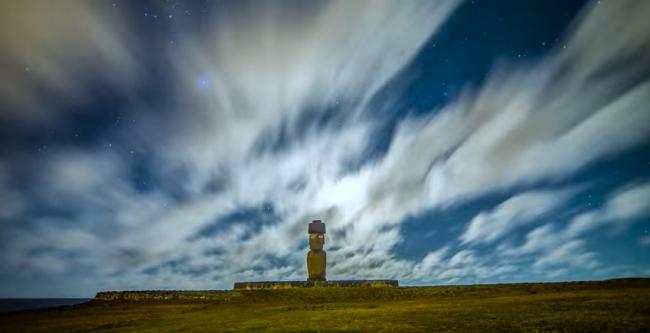 Остров Пасхи и как туда добраться
