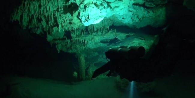 Cenote Dreamgate (Ворота мечты)