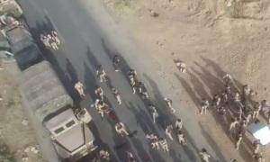 Продвижение сирийской армии в Ракке (видео)