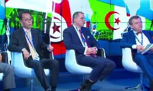 Питер Лавелль: Теледебаты Петербургского международного экономического форума