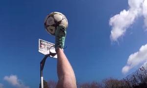 Воздействие игры Футбол на здоровье