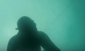 Илдар Сибгатуллин: Подводная охота в Черном море на горбыля