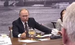 Путин: Запад нас обманывает (о ракетах в Европе)