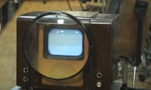 Первый советский телевизор