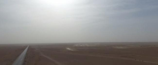 Продвижение сирийской армии в Ракке