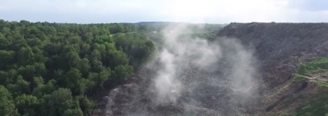Мусорный апокалипсис во Львове