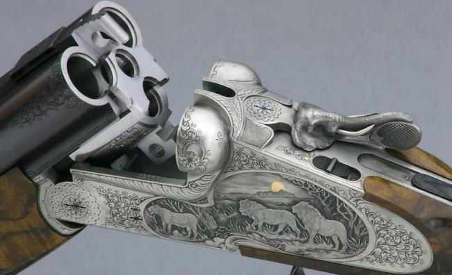 Оружие фирмы Heym