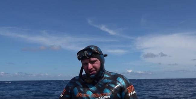 Подводная охота - Мадагаскар Nosy Manjary