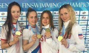 Универсиада (плавание в ластах) 2016 | Finswimming University Games