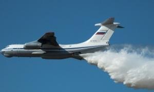 Погибший борт Ил-76 МЧС RA-76840 (До катастрофы)