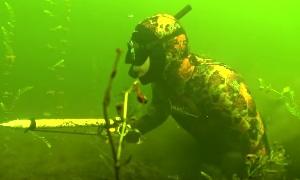 Игорь Шкиль: КОМПАС №26 (подводная охота)