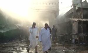 40 человек погибли в Ираке в результате теракта (Что скажет Европа?)