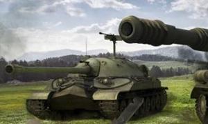 Виндсторм – Стандартный бой, ИС-7 Ворвался и убил.