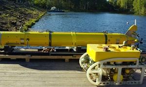 Робота-торпеду создали в Приморье
