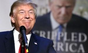 Новый скандал с Дональдом Трампом