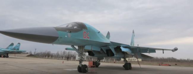 Уникальный Су-34