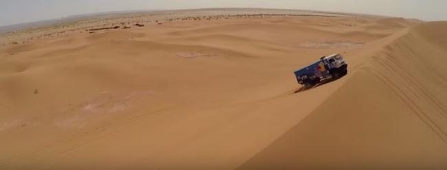 Камаз-Мастер: Покорители пустыни