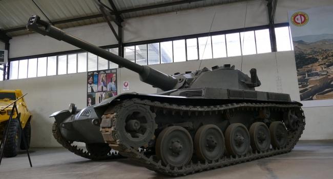 AMX ELC bis