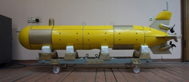 Робот - торпеда