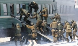 Антитеррор - ЦСН ФСБ РФ, Спецназ ФСБ