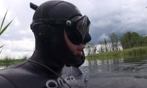 КОМПАС №6 Шкиль Игорь подводная охота на озере глубоком