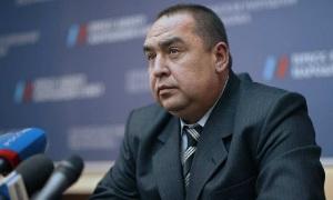 Взорвана машина главы ЛНР Игоря Плотницкого