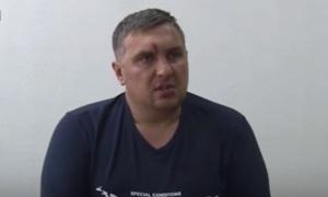 Видео допроса украинской ДРГ в Крыму.