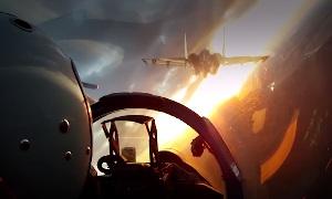 Видеоролик: Небо подвластно сильным