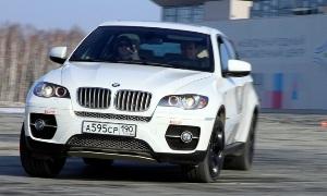 Олимпийцам вручили BMW